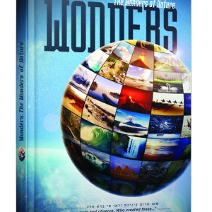 Wonders by Rabbi Biller - Lift up your eyes and observe, who created these?...